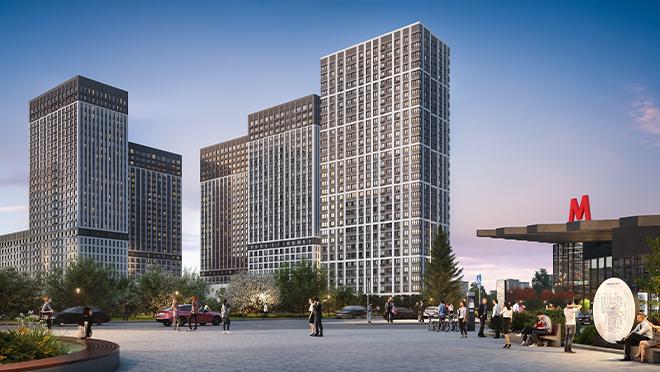 ЖК Westerdam — квартиры в ЗАО Москвы Ипотека 5,5%.